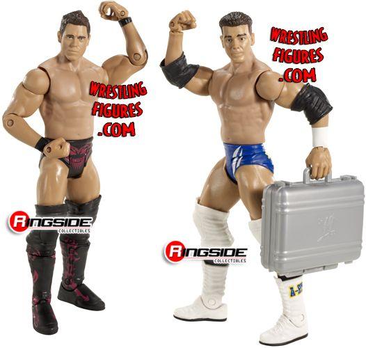 New York Comic Con 2011 WWE Mattel