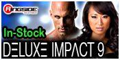 DELUXE IMPACT 9 TNA WRESTLING ACTION FIGURES BY JAKKS PACIFIC