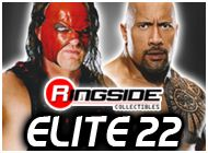 MATTEL WWE ELITE 22 WWE FIGURES