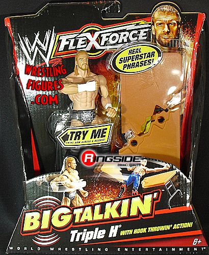 Flex Force Big Talkin' Ffbt_hhh_moc