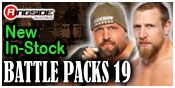 WWE BATTLE PACKS 19 TOY WRESTLING ACTION FIGURES BY MATTEL