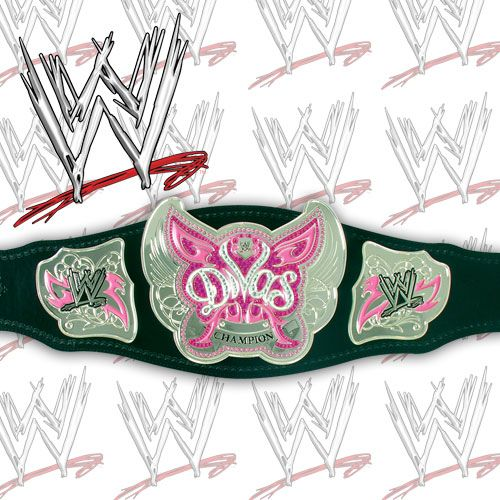 wwe divas championship belt. WWE DIVAS CHAMPIONSHIP