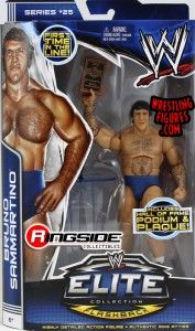 Bruno Sammartino's FIRST Mattel WWE Elite figure!