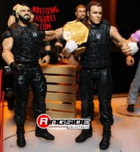 The Shield: Seth Rollins and Dean Ambrose!