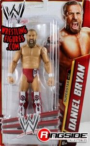 Daniel Bryan in Mattel WWE Series 30!