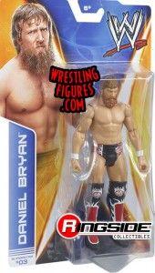 WWE Series 35 Daniel Bryan!