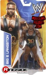 Big E Langston in Mattel WWE Series 36!