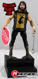 Mattel WWE Ringside Exclusive Cactus Jack!