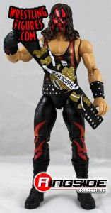 Mattel WWE Ringside Exclusive Hardcore Kane!