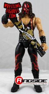 Mattel WWE Ringside Exclusive Hardcore Kane!