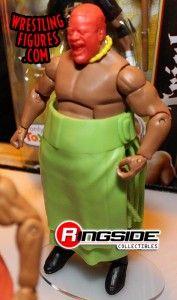 Rikishi Mattel Elite 27