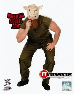 Erick Rowan Headed For a Mattel WWE Figure!