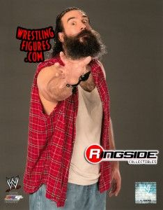 Luke Harper Headed For a Mattel WWE Figure!