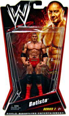 Mattel WWE Series 1 Batista!