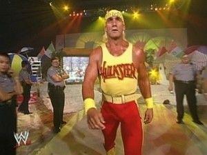 Mattel WWE Bash at the Beach 1996 Hulk Hogan!