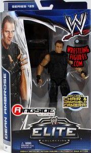 Dean Ambrose in Mattel WWE Elite 25!