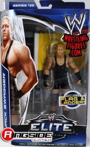 Mattel WWE Elite 26 Jack Swagger!