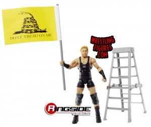 Jack Swagger in Mattel WWE Elite 26!