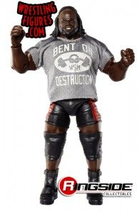 Mark Henry in Mattel WWE Elite 26!