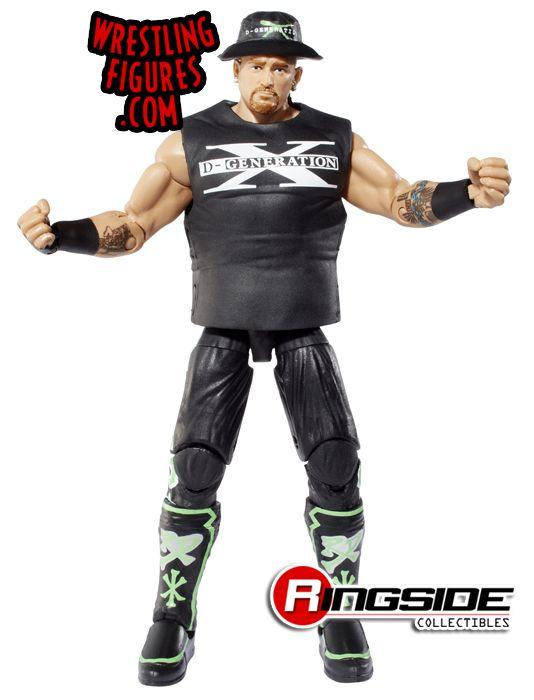 Mattel WWE Elite 26 Road Dogg Jesse James!