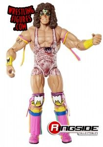 Ultimate Warrior in Mattel WWE Elite 26!