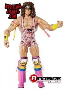 Ultimate Warrior in Mattel WWE Elite 26!