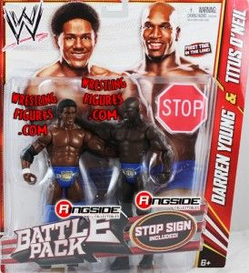 Mattel WWE Battle Packs 21 Primetime Players!
