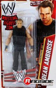Dean Ambrose in Mattel WWE Series 33!
