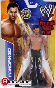 Mattel WWE Series 36 Fandango in Package!