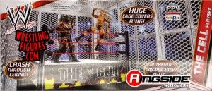 The Mattel WWE Hell in a Cell!