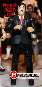 Mattel WWE Paul Bearer Figure!