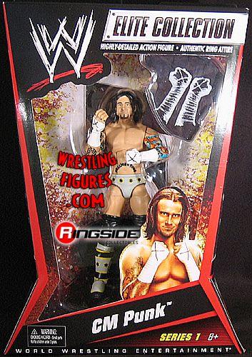 Mattel WWE Elite 1 CM Punk!