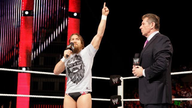 Daniel Bryan Mattel WWE Figure with 'Respect the Beard' Shirt!