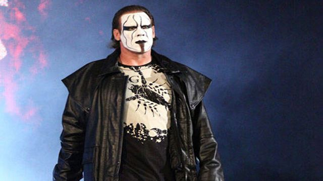 Mattel WWE Modern Day Sting!