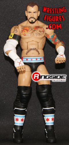 Mattel WWE Elite 11 CM Punk!