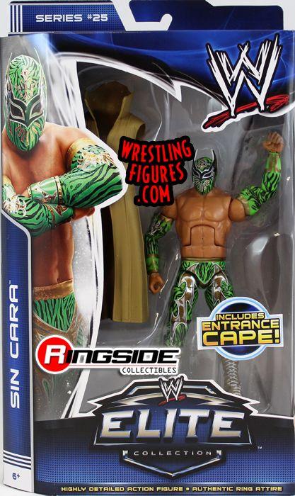 Mattel WWE Elite 25 Sin Cara!