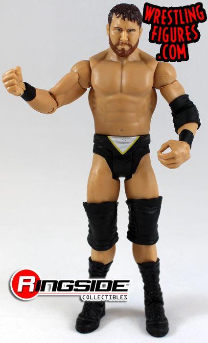 Mattel WWE Battle Packs 26 Curtis Axel!