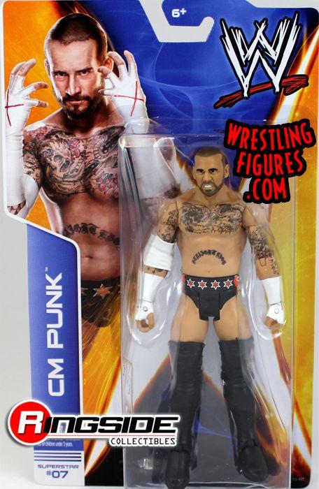 Mattel WWE Series 36 CM Punk!