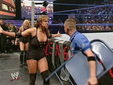 Mattel WWE Stephanie McMahon in Wrestling Attire!