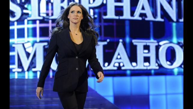 Mattel WWE Stephanie McMahon - Member of The Authority!