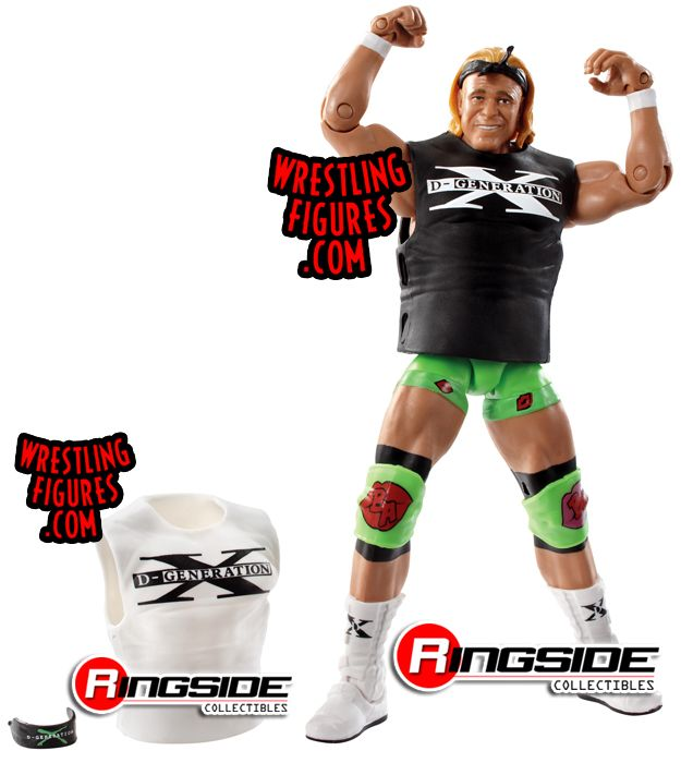 Mattel WWE Elite 27 Bad Ass Billy Gunn!