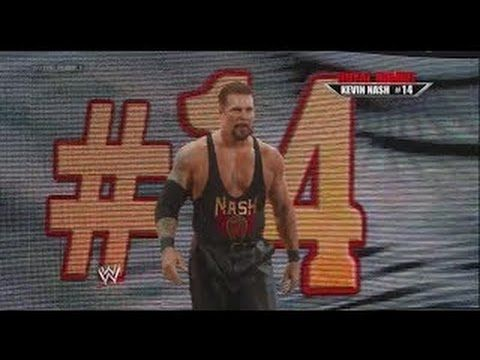 Mattel WWE Elite Royal Rumble 2014 Return Kevin Nash?