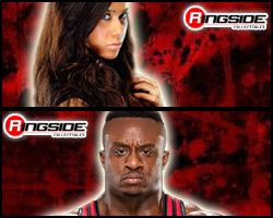 Mattel WWE Battle Packs 28 AJ Lee & Big E Langston!