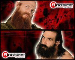 Mattel WWE Battle Packs 28 Luke Harper and Erick Rowan!