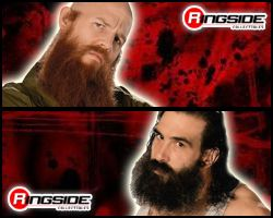 Mattel WWE Battle Packs 28 Erick Rowan & Luke Harper!