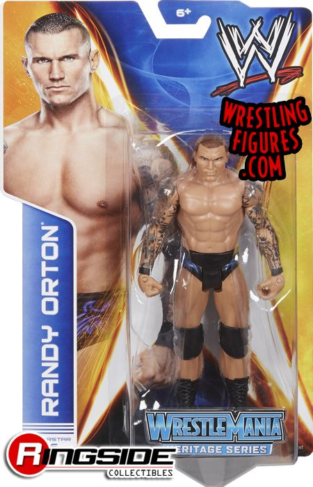 Mattel WWE Series 37 Randy Orton!
