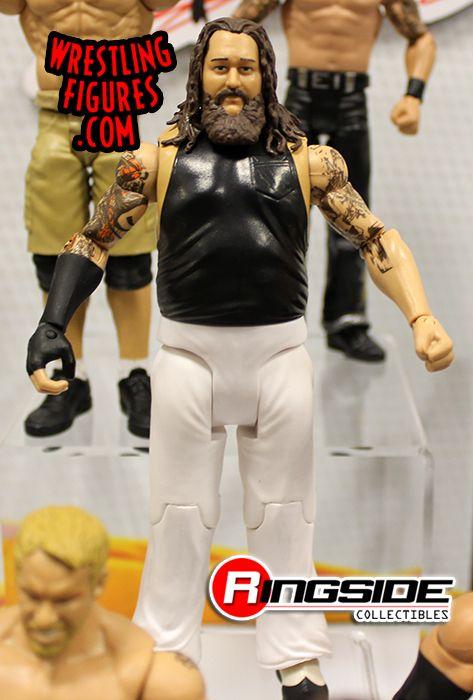 Mattel WWE Series 39 Bray Wyatt!