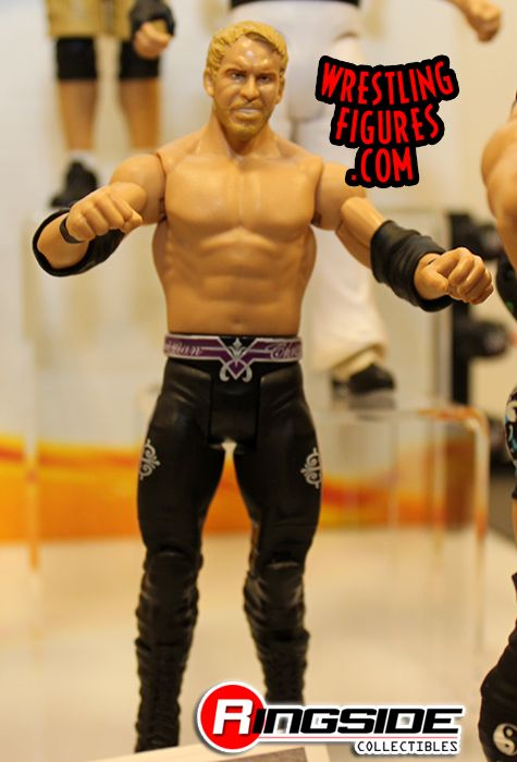 Elimination Chamber Participant Christian in Mattel WWE Series 39!