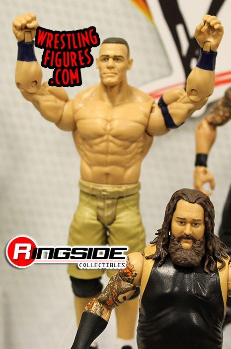 Elimination Chamber Participant John Cena in Mattel WWE Series 39!