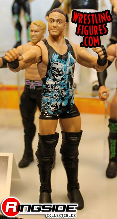 Mattel WWE Series 39 Rob Van Dam!